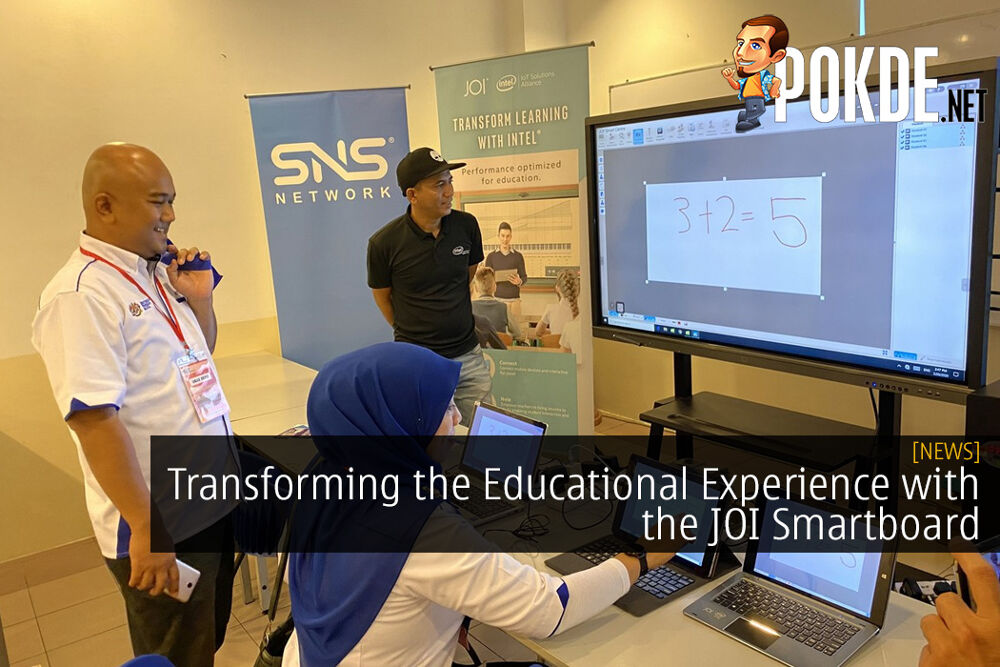 Transforming the Educational Experience with the JOI Smartboard