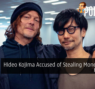 Hideo Kojima Accused of Stealing Money from Konami