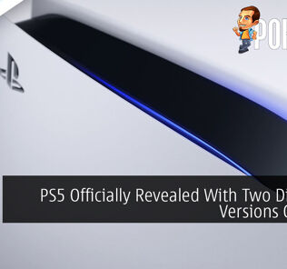 PlayStation 5 Officially Revealed With Two Different Versions Coming And They Look Amazing