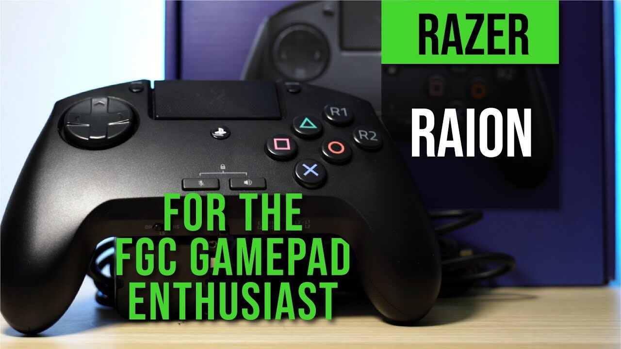 RAZER RAION REVIEW – FOR THE FGC GAMEPAD ENTHUSIAST 15