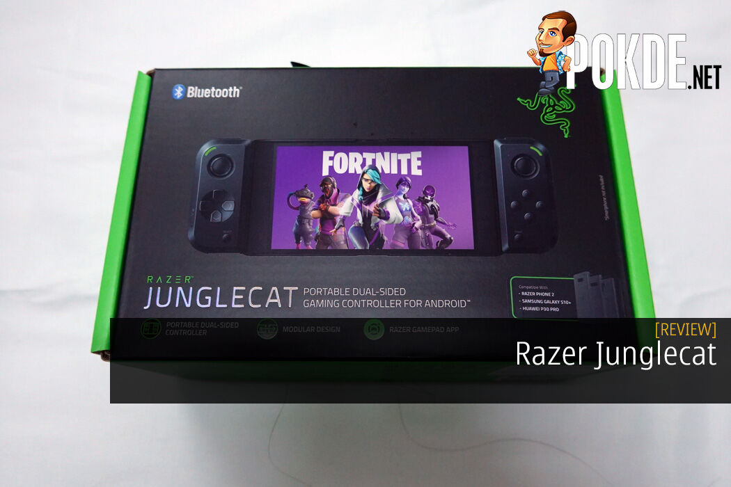 Razer Junglecat Review - Good for Mobile Games, Surprisingly Great for PC Gaming