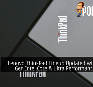 Lenovo ThinkPad Lineup Updated with 10th Gen Intel Core and Ultra Performance Mode
