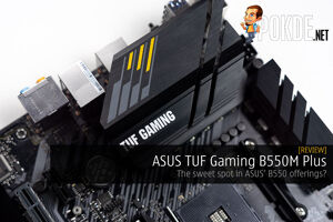ASUS TUF Gaming B550M Plus Review — the sweet spot in ASUS' B550 offerings? 31