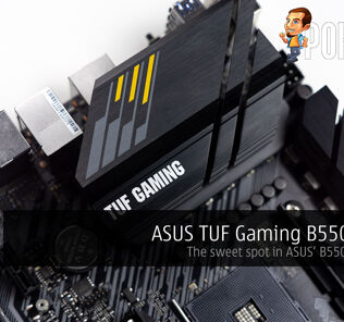 ASUS TUF Gaming B550M Plus Review — the sweet spot in ASUS' B550 offerings? 34