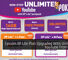 Celcom Upgrade XP Lite Plan Upgraded With Unlimited YouTube From RM38 3