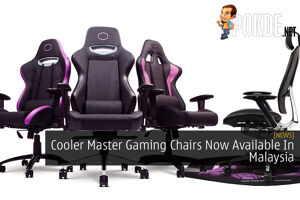 Cooler Master Gaming Chairs Now Available In Malaysia 28
