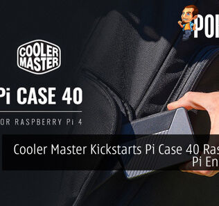Cooler Master Kickstarts Pi Case 40 Raspberry Pi Enclosure 48