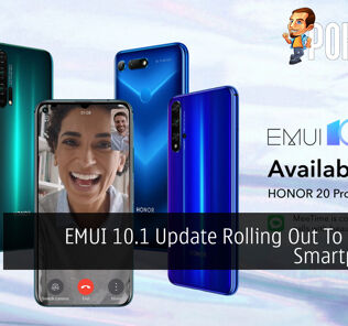 EMUI 10.1 Update Rolling Out To HONOR Smartphones 22