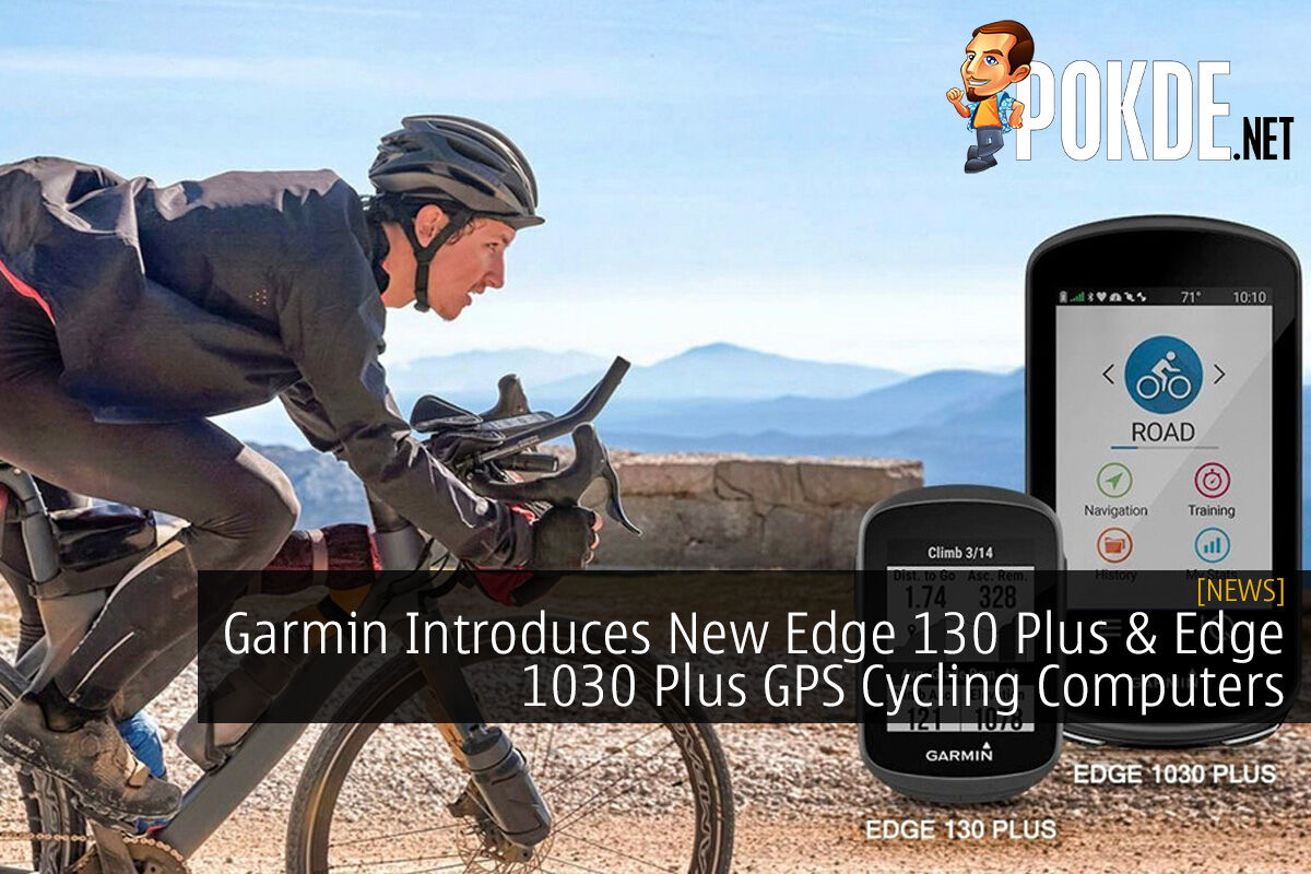 Garmin Introduces New Edge 130 Plus & Edge 1030 Plus GPS Cycling Computers 5