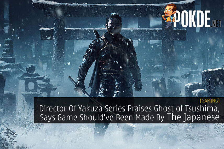 Director Of Yakuza Series Praises Ghost of Tsushima, Says Game Should've Been Made By The Japanese 20