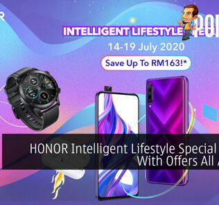HONOR Intelligent Lifestyle Special Is Back With Offers All Around 26