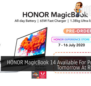 HONOR MagicBook 14 Available For Preorder Tomorrow At RM2,499 20
