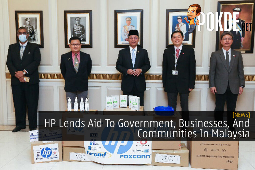 HP Lends Aid To Government, Businesses, And Communities In Malaysia 24