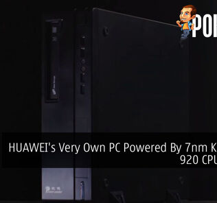 HUAWEI's Very Own PC Powered By 7nm Kunpeng 920 CPU Tested 26