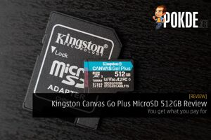 Kingston Canvas Go Plus MicroSD 512GB Review - You get what you pay for 24