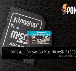 Kingston Canvas Go Plus MicroSD 512GB Review - You get what you pay for 45