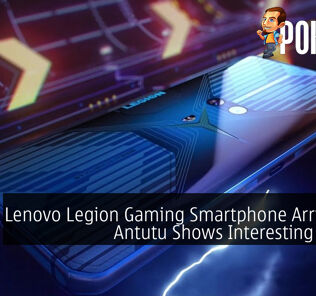 Lenovo Legion Gaming Smartphone Arrives On Antutu Shows Interesting Details 38