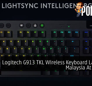 Logitech G913 TKL Wireless Keyboard Lands In Malaysia At RM929 27