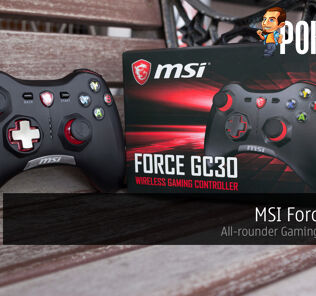 MSI Force GC30 Review — All-rounder Gaming Controller 30