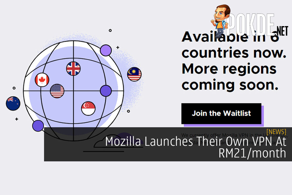 Mozilla Launches Their Own VPN At RM21/month 5