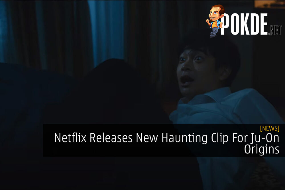 Netflix Releases New Haunting Clip For Ju-On Origins 32