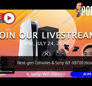 PokdeLIVE 67 — Next-gen Consoles & Sony WF-XB700 Headphones! 24