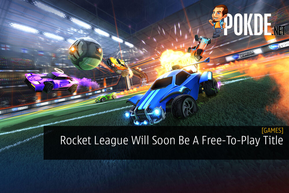 Rocket League Will Soon Be A Free-To-Play Title 20