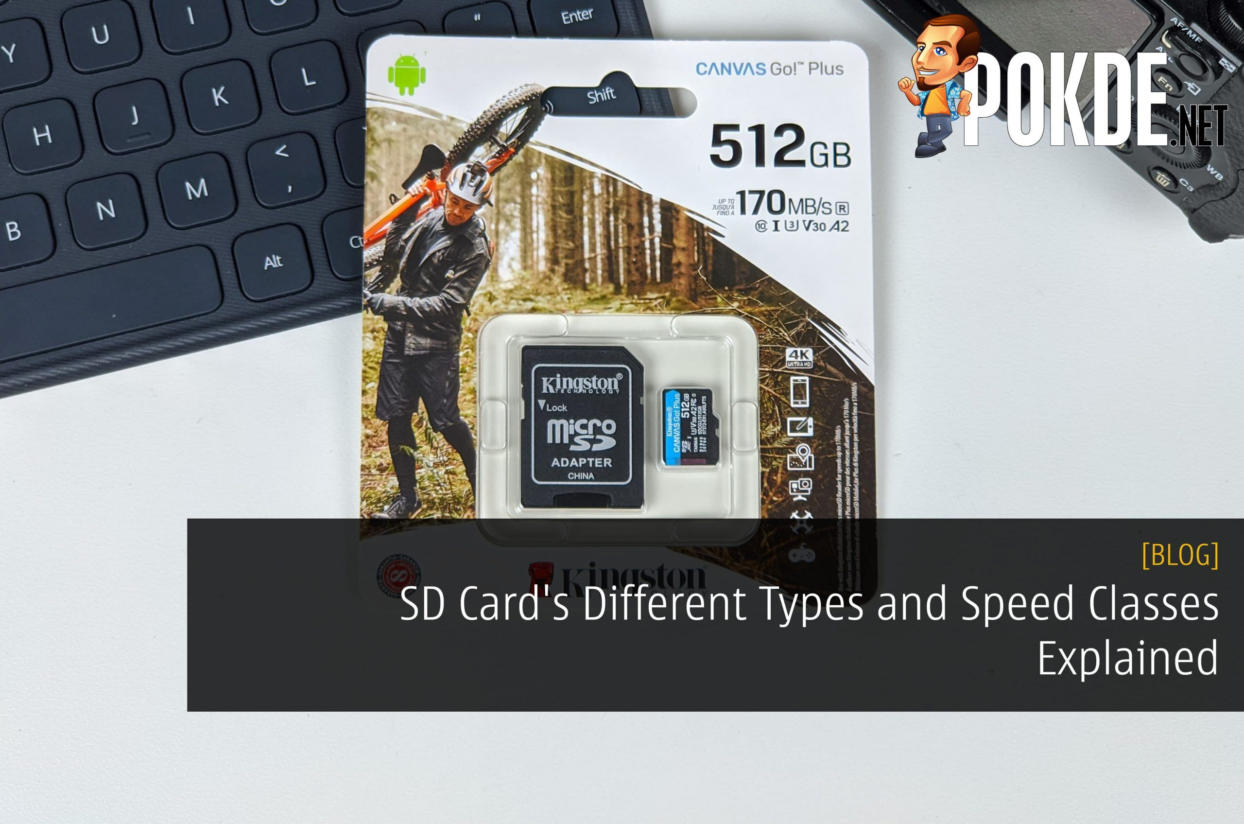 SD Card's Different Types and Speed Classes Explained 3