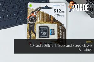 SD Card's Different Types and Speed Classes Explained 24