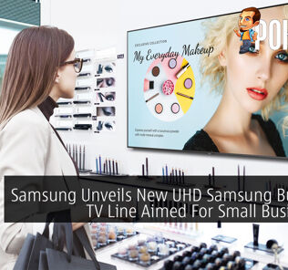 Samsung Unveils New UHD Samsung Business TV Line Aimed For Small Businesses 31