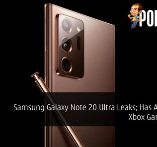 Samsung Galaxy Note 20 Ultra Leaks; Has Access To Xbox Game Pass! 33