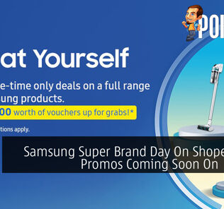 Samsung Super Brand Day On Shopee With Promos Coming Soon On 23 July 25
