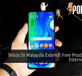 Telcos In Malaysia Extends Free Productivity Internet Offer 24