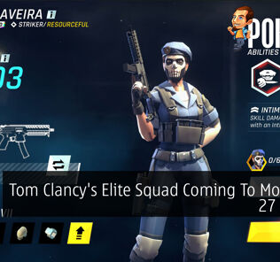 Tom Clancy's Elite Squad Coming To Mobile On 27 August 27