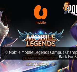 U Mobile Mobile Legends Campus Championship Back For Season 2 20