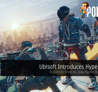 Ubisoft Introduces Hyper Scape — Futuristic Free-to-play Battle Royale Game 26