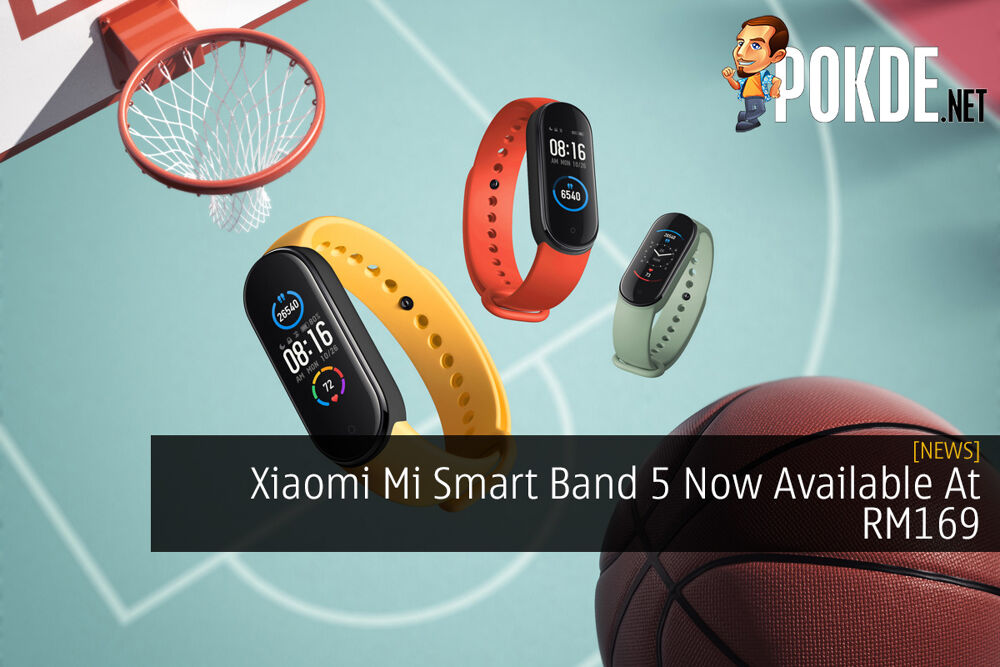 Xiaomi Mi Smart Band 5 Now Available At RM169 20