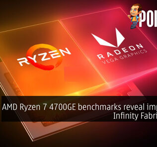 amd ryzen 7 4700ge benchmark infinity fabric cover