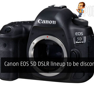 canon eos 5d discontinue cover
