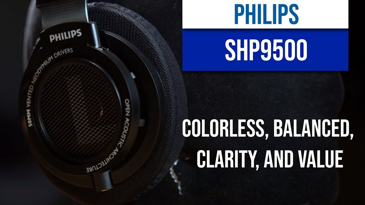 Review - Philips SHP9500 Critical listening headphone - Colorless, Balanced, Clarity, and Value 22