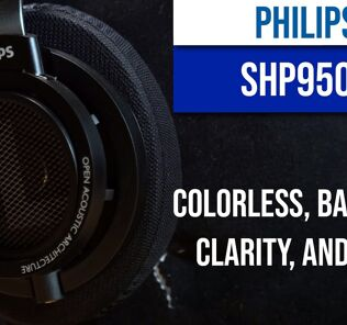 Review - Philips SHP9500 Critical listening headphone - Colorless, Balanced, Clarity, and Value 46