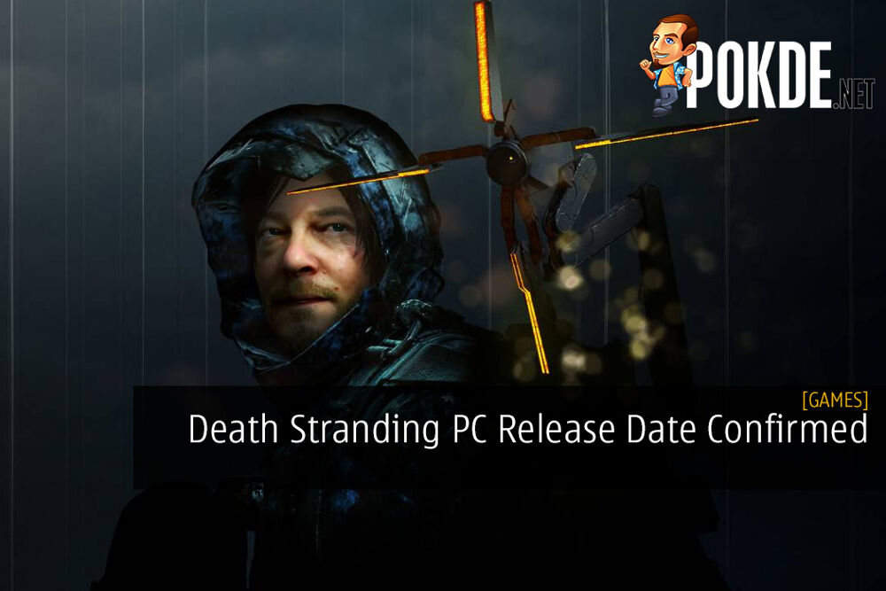 Death Stranding PC Release Date Confirmed - System Requirements Inside