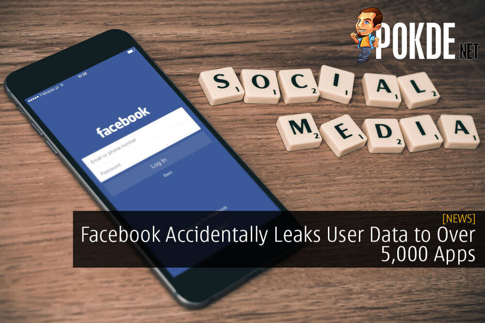 Facebook Accidentally Leaks User Data to Over 5,000 Apps