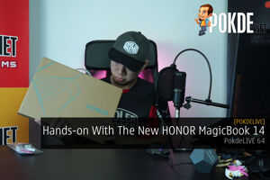 hands on and unboxing the honor magicbook cover
