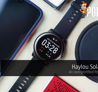 Haylou Solar Review — an overglorified fitness band? 33