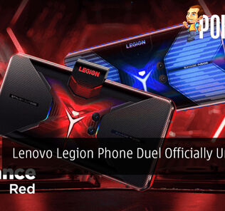 Lenovo Legion Phone Duel Officially Unveiled