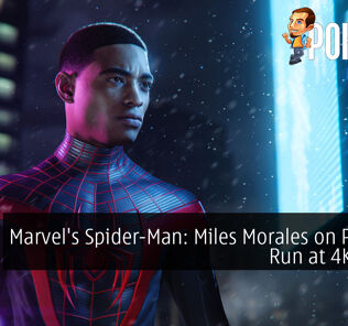 Marvel's Spider-Man: Miles Morales on PS5 Can Run at 4K 60FPS