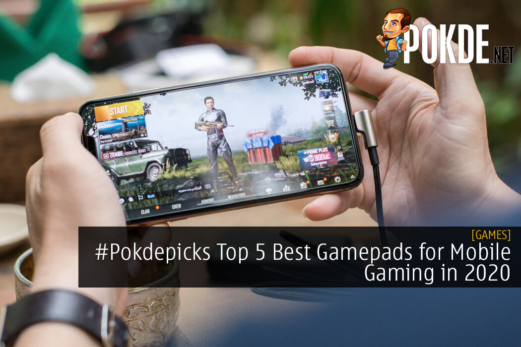 #Pokdepicks Top 5 Best Gamepads for Mobile Gaming in 2020