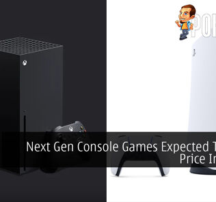 Next Gen Console Games Expected To Have Price Increase