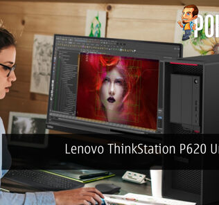 Lenovo ThinkStation P620 Unveiled - World's 1st 64-Core Threadripper Pro Workstation